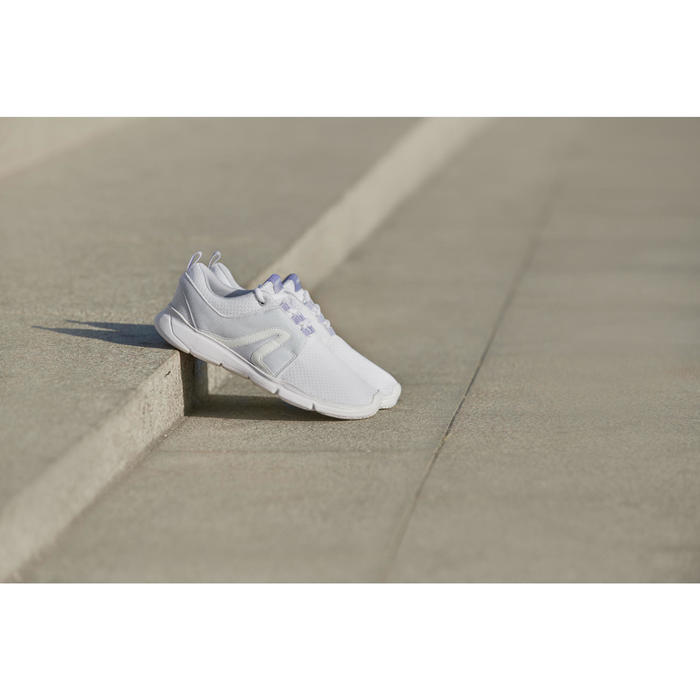 PW 120 女式健走鞋 - 白色