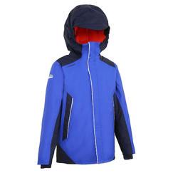 男孩保暖夹克100 - Blue/Navy CN