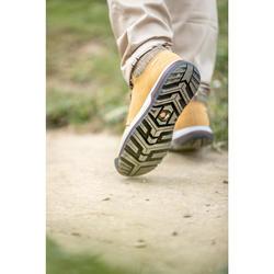 女士郊野徒步防水靴 – NH500 Mid WP 中帮防水