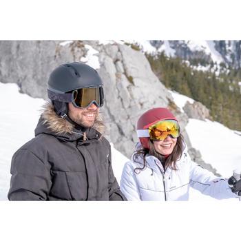 男式滑雪羽绒夹克Midslide - Black