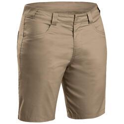 男式郊野徒步短裤-棕色丨NH100 Fresh