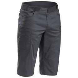 男式郊野徒步七分裤-碳灰色丨NH500 Fresh