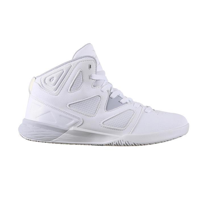 成人篮球鞋Shield 300 适用于初学者- 白色