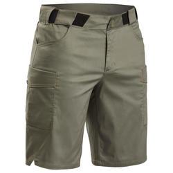 男式郊野徒步短裤-卡其灰丨NH500 Fresh