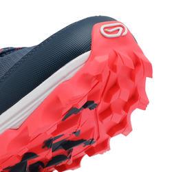 XT7 女士越野跑鞋 深蓝色/粉色