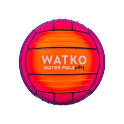 大号水球- Orange Pink