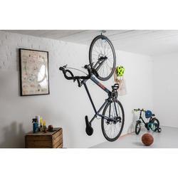 墙壁和天花板自行车架