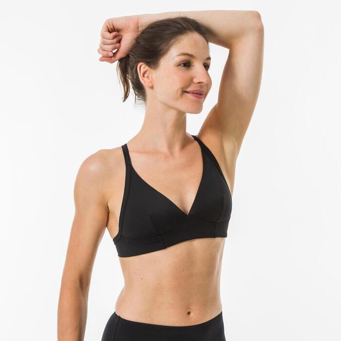 女式泳衣上装 带可调节后背BEA NOIRE