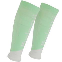 KIPRUN 跑步肌肉护腿 - 绿色