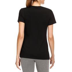 女式基础健身T恤