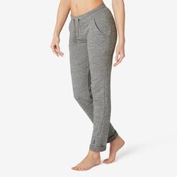 女式基础健身长裤