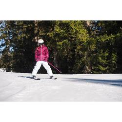 儿童滑雪裤 D-SKI 100 - WHITE