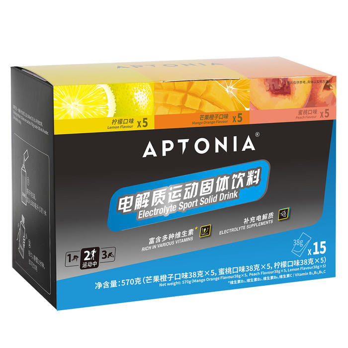 电解质运动饮料混合水果味