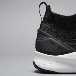 女式健身运动鞋 520 系列 - 黑色