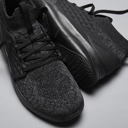 男式有氧健身运动鞋 520 系列 - 黑色