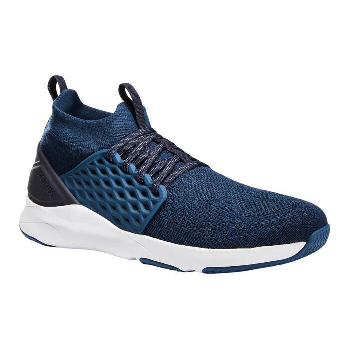 男式有氧健身运动鞋 520 系列 - 蓝色