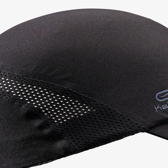 可调节跑步遮阳帽 - 黑色 男女通用