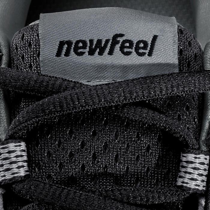 PW 120 女士健走鞋 - 黑色/白色
