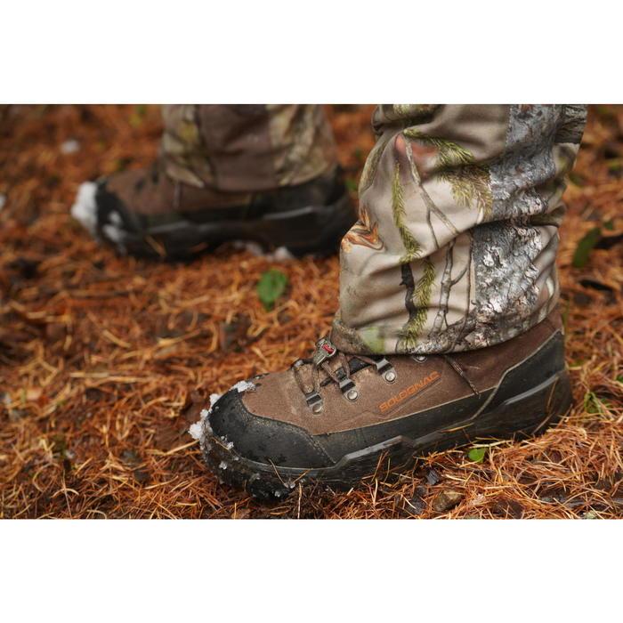 荒野探险500系列Outdry防水登山鞋-棕色