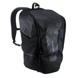 t铁人三项运动背包 35升-黑色/蓝色
