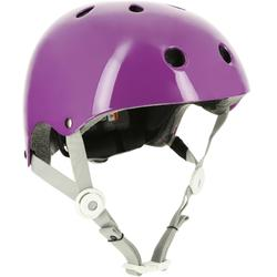 溜冰/滑板/滑冰场/自行车头盔Play - Purple