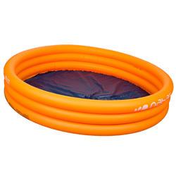 圆形可充气嬉水池带三个气室宽度 152cm 高度 30cm