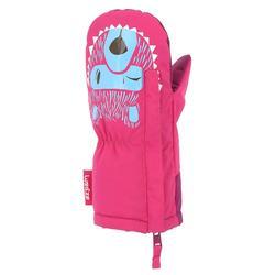 滑雪运动保暖防水婴儿手套 WED'ZE Wedze Oneslide