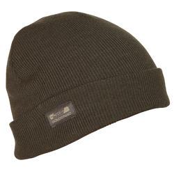 荒野探险保暖针织帽子 SOLOGNAC T 300