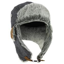 滑雪运动保暖成人滑雪帽 WED'ZE Wed'ze Cruising 1008 Adult's Skiing Trapper Hat