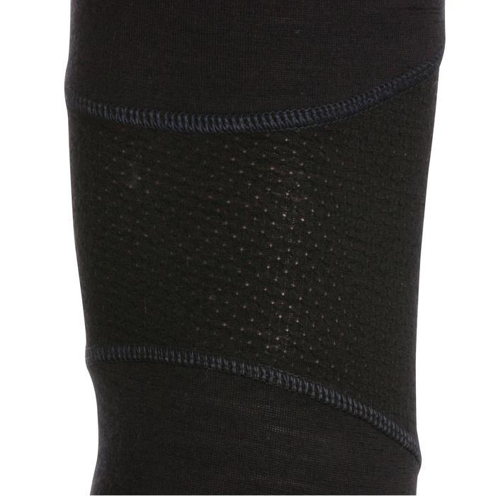 TECHWOOL190 男式美利奴羊毛保暖裤 - 黑色