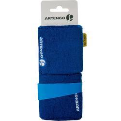 网球运动吸汗护腕- 蓝色
