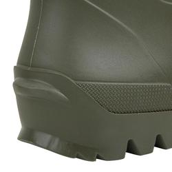 荒野探险高筒雨靴-绿色