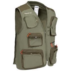 垂钓马甲vest 500 dark ivy green