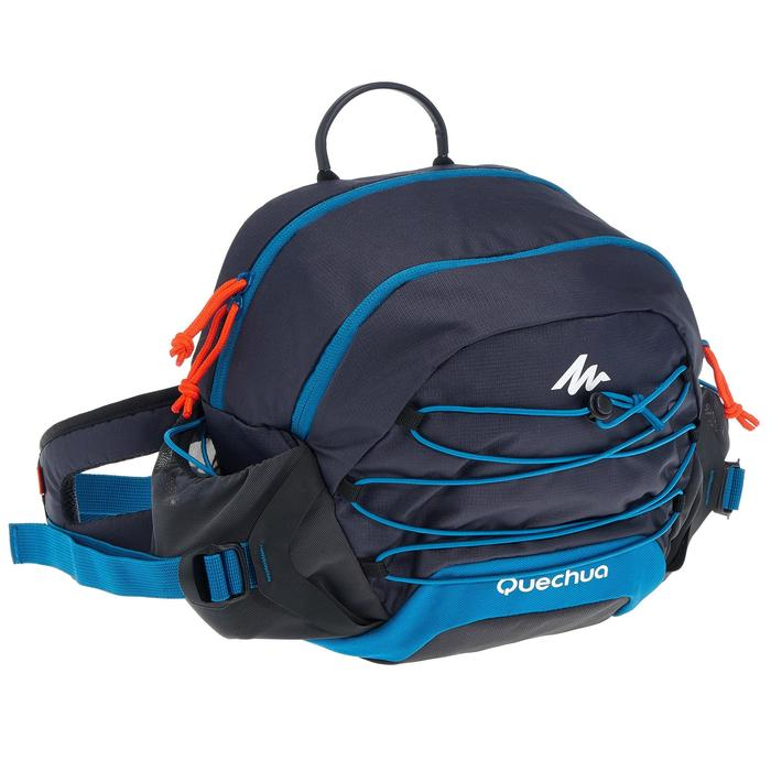 Bumbag Hiking Large Size 10 Litres - Blue - 453291