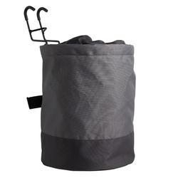 折叠式自行车车筐架- 灰色