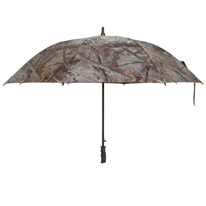 荒野探险仿生迷彩直柄伪装伞雨伞