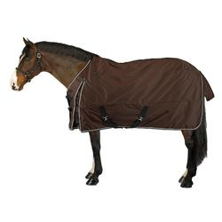 马术运动 轻便 防水马匹和小马驹户外马衣 FOUGANZA Allweather
