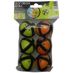 飞镖运动儿童 手眼协调锻炼粘粘球配球 GEOLOGIC RIPTAPE BALLS
