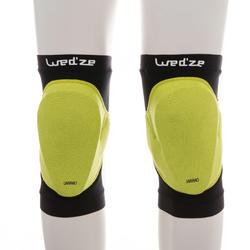 滑雪运动抗冲击 透气滑雪护膝 WED'ZE Wed'ze Defense Knee-P Ski and Snowboard Knee Protection
