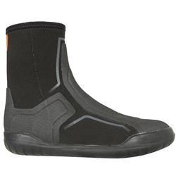 DG500 成人/儿童 风帆/双体船氯丁橡胶靴- Black