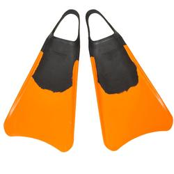 趴板脚蹼100 - Orange