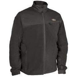 荒野运动摇粒绒保暖男士夹克外套 SOLOGNAC T 500 fleece