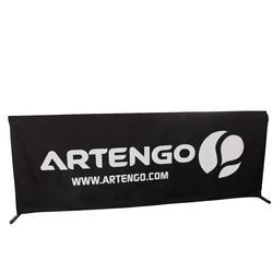 乒乓球运动场地标识易拆装乒乓球场围挡 ARTENGO