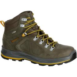 户外运动防水男式登山鞋 QUECHUA Quechua Forclaz 600 Men's High Waterproof Hiking Shoes