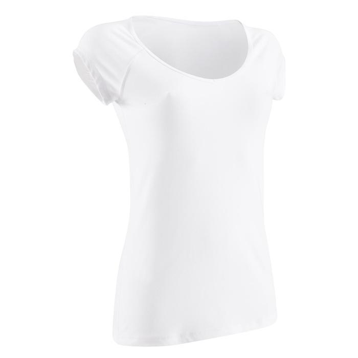 女式基础健身 T 恤