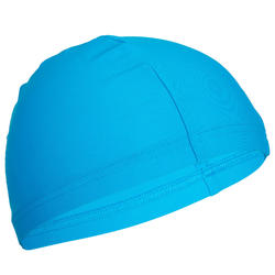网布泳帽, S 和 L号 - Blue