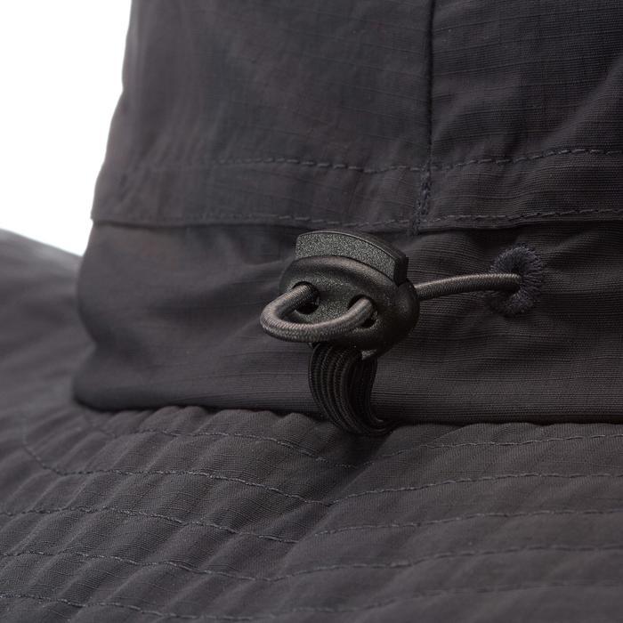 TREK 500 防紫外线登山帽 - 黑色