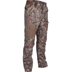 荒野探险仿生迷彩多口袋长裤