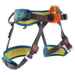 攀岩运动简便结实耐用舒适保护儿童安全带 SIMOND Easy