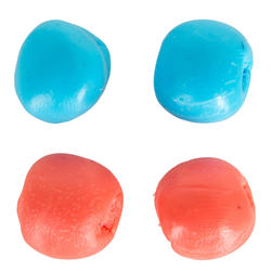 游泳运动硅胶耳塞 MALLEABLE BLUE AND PINK